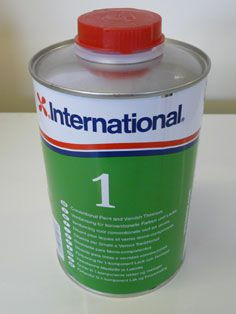 International Number 1 thinners