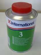 International Number 3 thinners