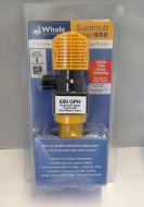 Whale super sub smart 650gph bilge automatic pump