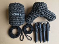 Fender & rope set (4 sides)