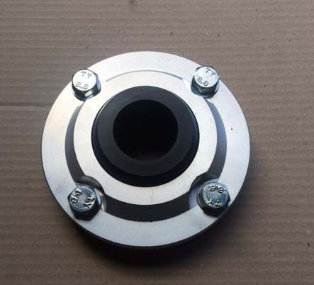 Round Rudder stock bearing