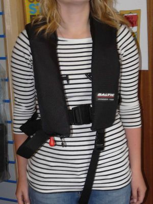 Baltic winner Auto inflate life jacket 40kg+
