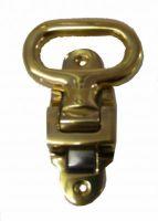 Brass folding step