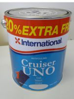 International Cruiser Uno White 3 ltr