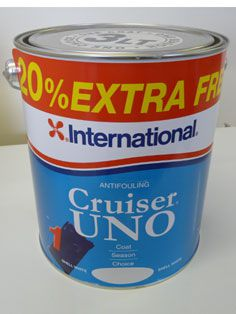 International Cruiser Uno White 3 ltr