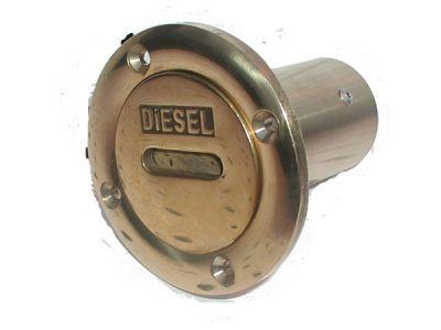 Brass Diesel filler