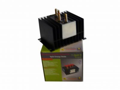 Split Charge diode 90A 3 battery banks