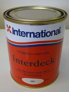 International Interdeck Sand Beige