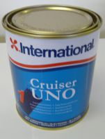 International Cruiser Uno Navy Blue 750ml