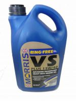 Morris Ring free VS 15w/40 5ltr.