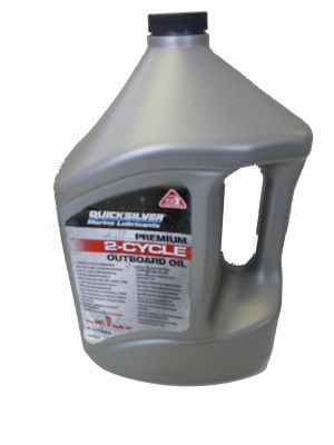 Quicksilver 2 Cycle 4ltr outboard oil