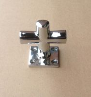 Chrome centre roof cleat