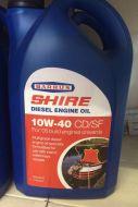 Shire 10w/40 CD/SF Oil