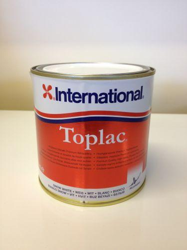 International Toplac Snow white 001