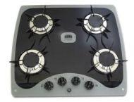 Spinflo series 9, 4 burner hob