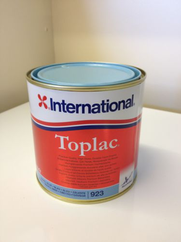 International Toplac Squall Blue 923