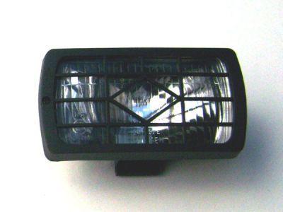 Square headlight
