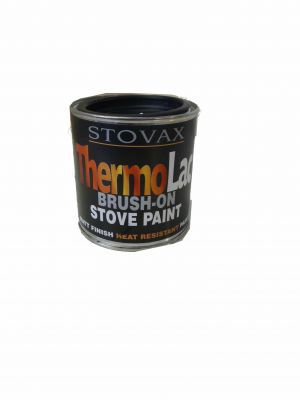 ThermoLac brush-on stove paint