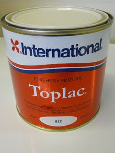 International Toplac Ivory