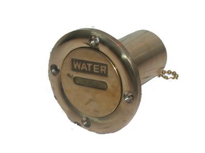 brass water filler