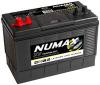 Numax XV31MF Leisure/Marine 105amp battery